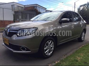Renault Logan Privilege usado (2016) color Beige precio $32.900.000