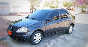 Renault Logan 1.4L Familier Ac usado (2012) color Azul Gris precio $17.950.000