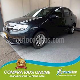Renault Logan Privilege usado (2016) color Gris Cometa precio $29.400.000