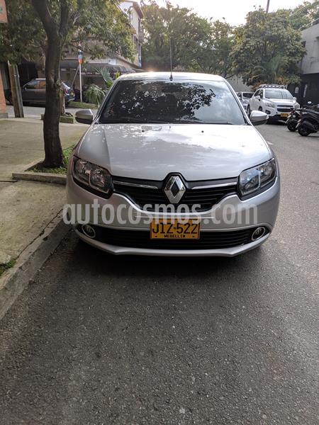 Renault Logan Privilege Aut usado (2018) color Gris Estrella precio $36.000.000