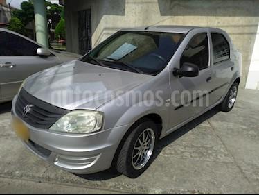 Renault Logan 1.4L Familier usado (2012) color Gris Platino precio $17.000.000
