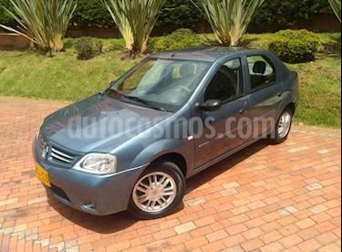 Renault Logan 1.6 Dynamique AA Mec 4P usado (2009) color Azul precio $17.300.000