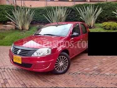 Renault Logan 1.4L Familier usado (2015) color Rojo precio $19.300.000