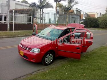 Renault Logan 1.6L Expression Ac usado (2010) color Rojo precio $20.900.000