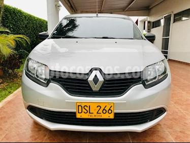 Renault Logan 1.6L Dynamique usado (2018) color Gris precio $21.000.000