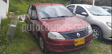 Renault Logan 1.4L Familier usado (2013) color Rojo precio $18.500.000