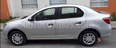 Renault Logan 1.6L Expression Ac usado (2018) color Gris Eclipse precio $31.600.000