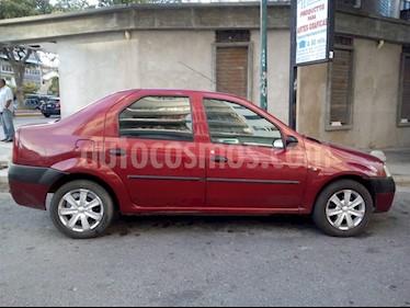 Foto venta carro usado Renault Logan Dynamique 1.6L (2008) color Rojo precio BoF2.000