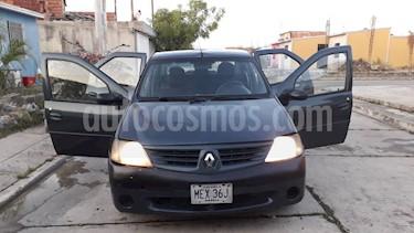 Foto venta carro usado Renault Logan Dynamique 1.6L (2007) color Verde precio u$s1.400