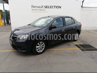 Foto venta Auto usado Renault Logan Dynamique Aut (2017) color Gris Acero precio $155,000