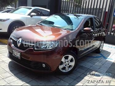 Foto venta Auto usado Renault Logan Dynamique Aut (2015) color Bronce precio $128,000