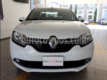 Foto Renault Logan Dynamique Aut usado (2018) color Blanco Glaciar precio $174,000
