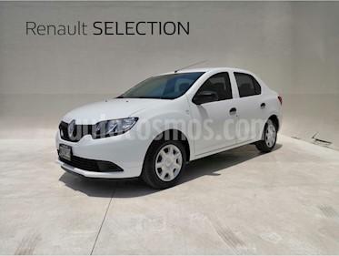 Foto venta Auto usado Renault Logan Dynamique (2017) color Blanco precio $140,000