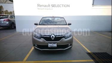 Foto venta Auto usado Renault Logan Dynamique (2017) color Bronce precio $160,000