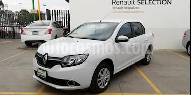 Foto venta Auto usado Renault Logan Dynamique (2016) color Blanco precio $140,000