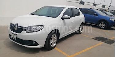 Foto venta Auto usado Renault Logan Dynamique (2015) color Blanco Glaciar precio $143,000