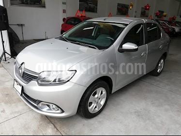 Foto venta Auto usado Renault Logan Dynamique (2015) color Gris Estrella precio $125,000