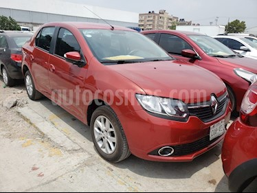 Foto venta Auto usado Renault Logan Dynamique (2016) color Rojo precio $139,000