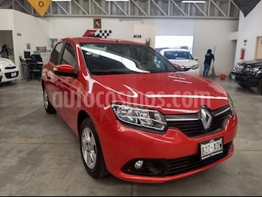 Foto venta Auto usado Renault Logan Dynamique (2015) color Rojo precio $145,000
