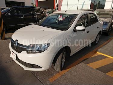 Foto venta Auto Seminuevo Renault Logan Dynamique (2017) color Blanco precio $159,000