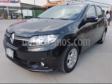 Foto venta Auto usado Renault Logan Dynamique (2015) color Negro Nacarado precio $129,000