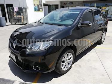 Foto venta Auto usado Renault Logan Dynamique (2017) color Negro precio $140,000