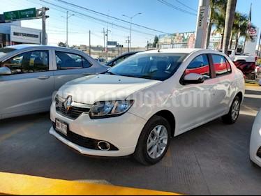 Foto venta Auto usado Renault Logan Dynamique (2016) color Blanco precio $149,000