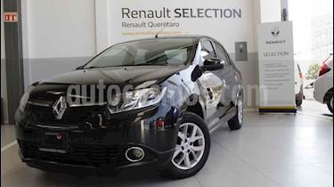 Foto venta Auto usado Renault Logan Dynamique (2017) color Negro precio $145,000