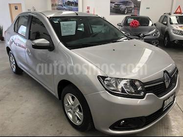 Foto venta Auto usado Renault Logan Dynamique (2015) color Plata precio $145,000