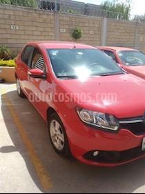 Foto Renault Logan Dynamique usado (2015) color Rojo Vivo precio $138,000