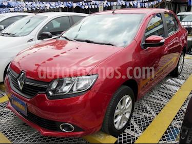 Renault Logan Exclusive Aut usado (2018) color Rojo Fuego precio $37.900.000