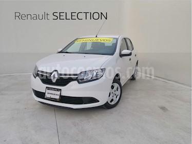 Foto venta Auto usado Renault Logan Expression Aut (2016) color Blanco precio $119,000