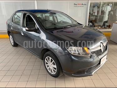 Foto Renault Logan Expression Aut usado (2017) color Gris Estrella precio $139,900
