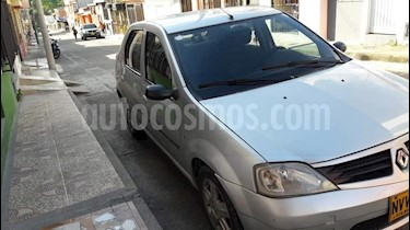 Renault Logan Expression usado (2010) color Gris precio $17.500.000