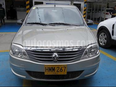 Foto venta Carro usado Renault Logan Expression (2013) color Gris Beige precio $22.900.000