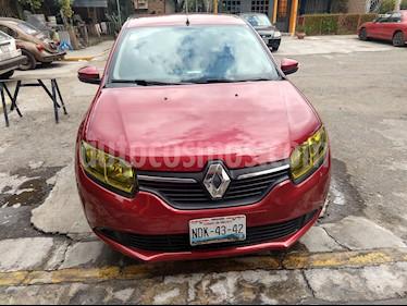 Foto venta Auto usado Renault Logan Expression (2017) color Rojo precio $145,000