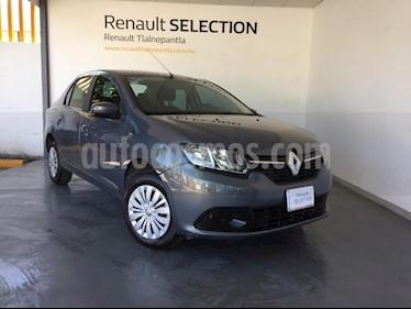 Foto venta Auto Seminuevo Renault Logan Expression (2015) color Gris Acero precio $145,000