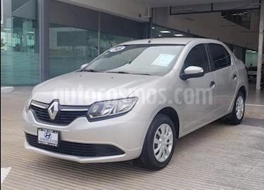 Foto venta Auto Seminuevo Renault Logan Expression (2016) color Plata precio $129,000