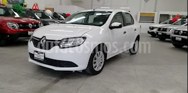 Foto venta Auto usado Renault Logan Expression (2017) color Blanco precio $145,000