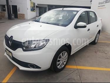 Foto venta Auto usado Renault Logan Expression (2017) color Blanco precio $120,000