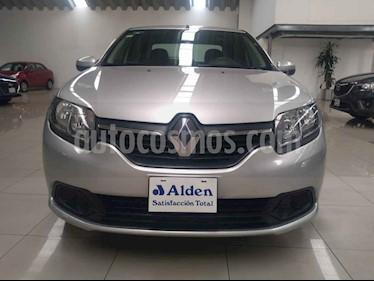 Foto venta Auto usado Renault Logan Expression (2015) color Plata precio $119,000