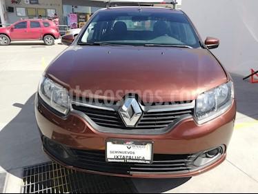 Foto venta Auto usado Renault Logan Expression (2015) color Bronce precio $135,000