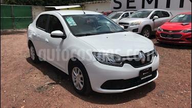 Foto venta Auto usado Renault Logan Expression (2015) color Blanco Glaciar precio $123,000
