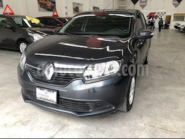 Foto venta Auto usado Renault Logan Expression (2017) color Gris Cometa precio $160,000