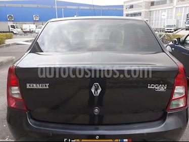 Foto venta Carro usado Renault Logan Familier (2011) color Negro precio $17.000.000