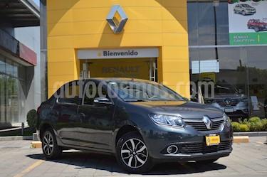 Foto venta Auto usado Renault Logan Intens Aut (2019) color Gris Cometa precio $220,000