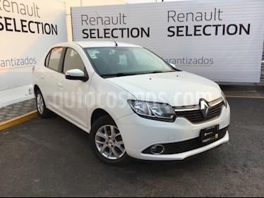 Foto venta Auto usado Renault Logan Intens Aut (2018) color Blanco Glaciar precio $179,000