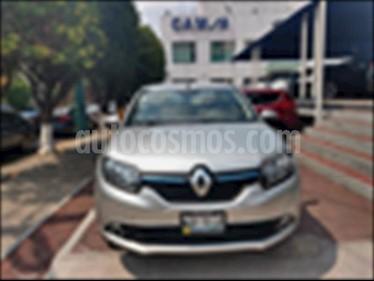 Foto venta Auto usado Renault Logan INTENS TM (2018) color Plata precio $165,000