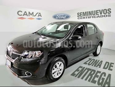 Foto venta Auto usado Renault Logan Intens (2018) color Negro precio $169,900