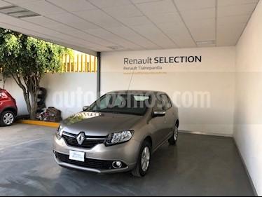 Foto venta Auto Seminuevo Renault Logan Intens (2018) color Beige precio $185,000